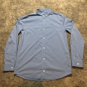 Boys Vineyard Vines Button-down Shirt Large